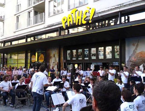 Fête de la musique le 21/06/2019 à Boulogne.